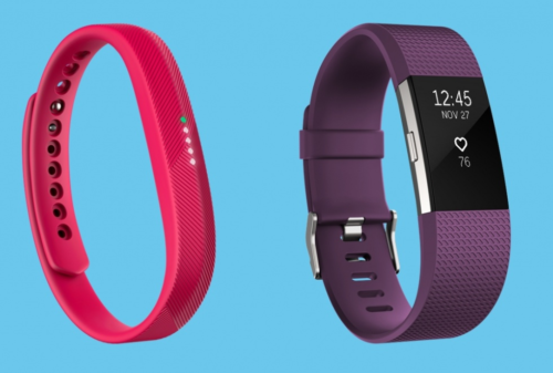 Fitbit Flex 2 v Fitbit Charge 2 : Which fitness tracker is best for you?