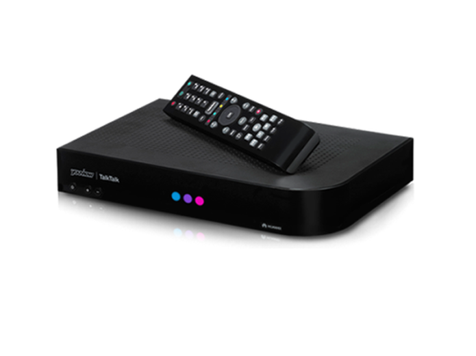 TalkTalk TV review
