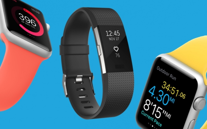 Apple Watch Series 2 v Fitbit Charge 2 : Which device should you choose?