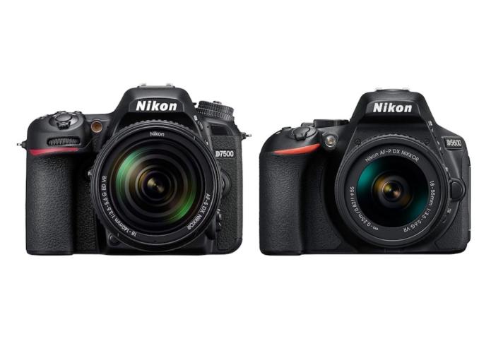 Nikon D7500 vs D5600 – Comparison