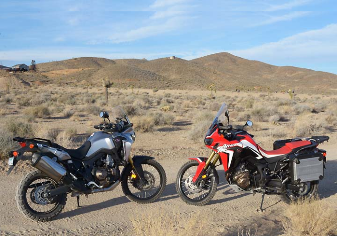 Honda Africa Twin Shootout: DCT Vs. Manual Transmission - Twin on Twin action to determine the preferred gearbox