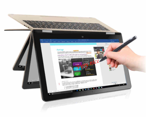 VOYO Vbook A1 Review : Lenovo Yoga Rival at $330