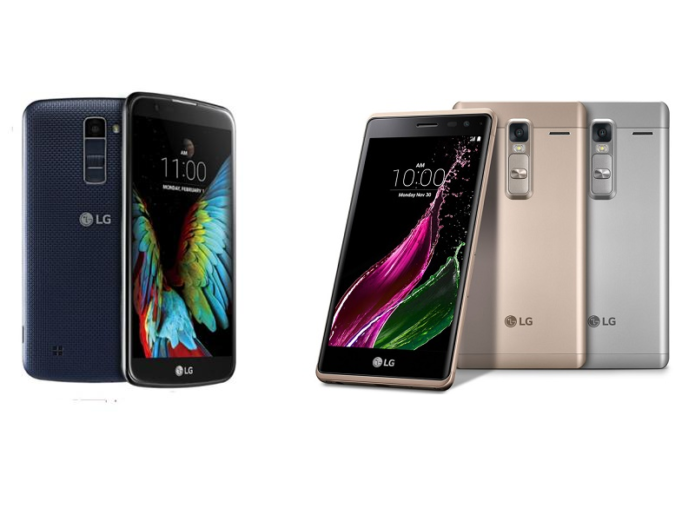 LG K10 and LG Class Compare Review