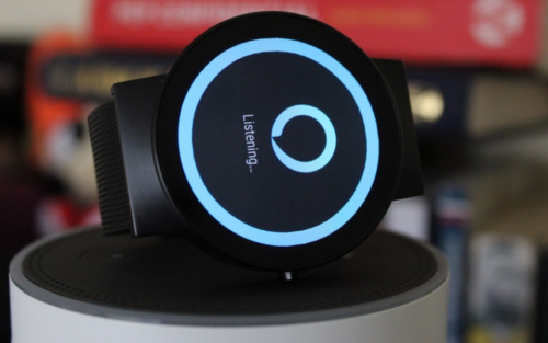 CoWatch review : The first Alexa smartwatch is let down by some niggling software issues