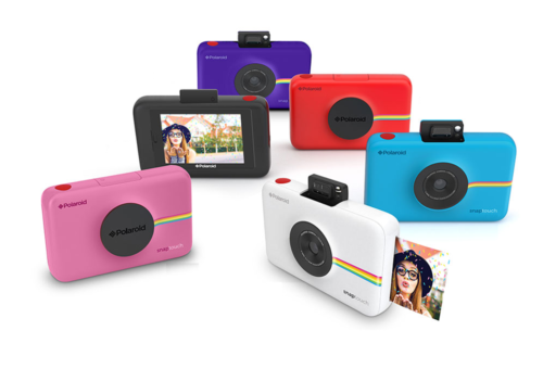 Hands-On Review: Polaroid SnapTouch Camera, ZIP Photo Printer