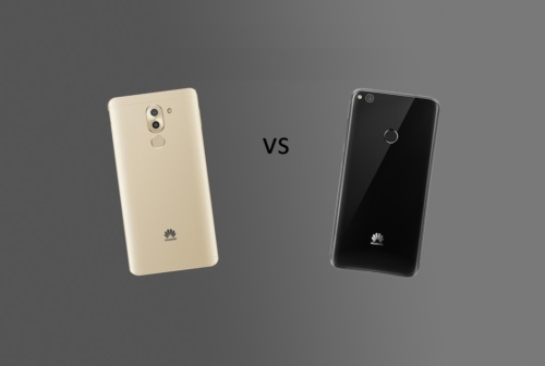Head-to-Head: Huawei GR3 2017 VS Huawei GR5 2017