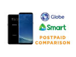 Globe vs Smart: Samsung Galaxy S8 / S8+ Plans