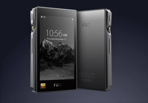 FiiO X5 3rd Gen review : A well-built hi-res music player that falls just behind its rivals