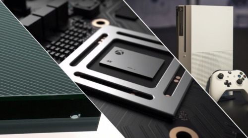 Project Scorpio vs Xbox One S vs Xbox One: should you make the upgrade?
