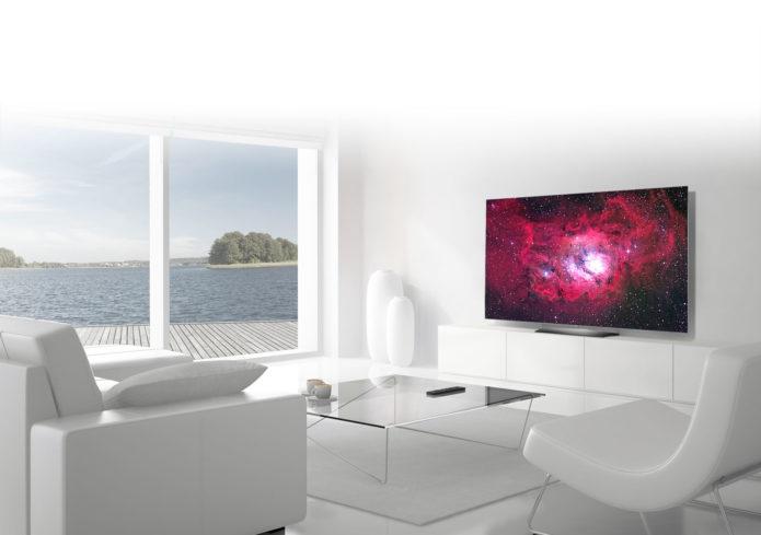 LG OLED55B7 review