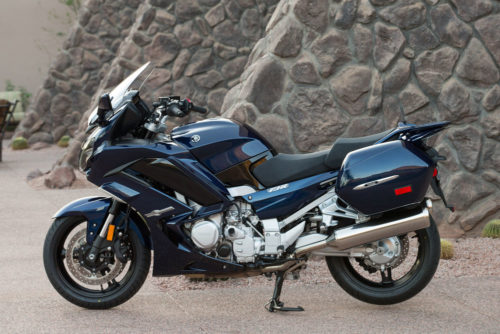 2015 – 2017 Yamaha FJR1300 Review