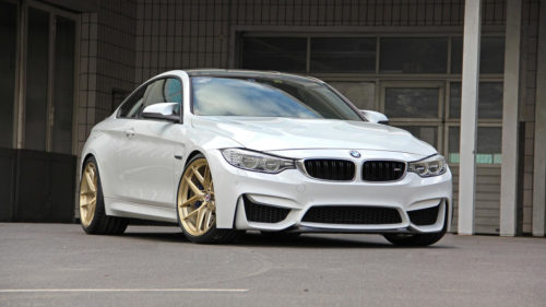 2017 BMW M4 CRT BY ALPHA PERFORMANCE REVIEW