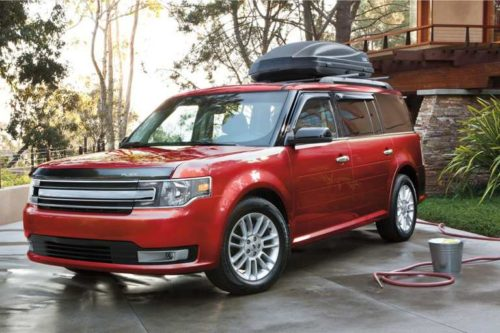 2017 Ford Flex Limited Review: Twin-turbo road trip king continues to deliver