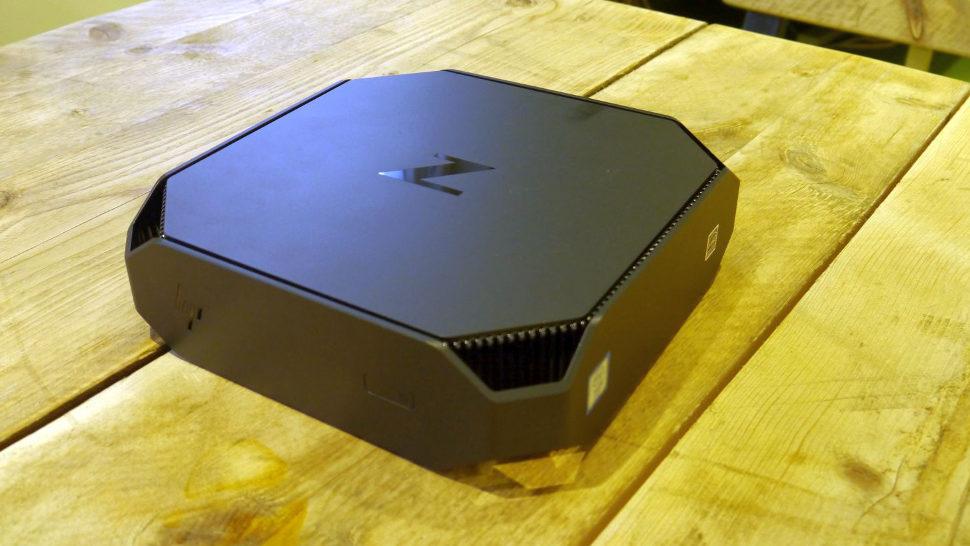 Hands on: HP Z2 Mini G3 Workstation review | GearOpen