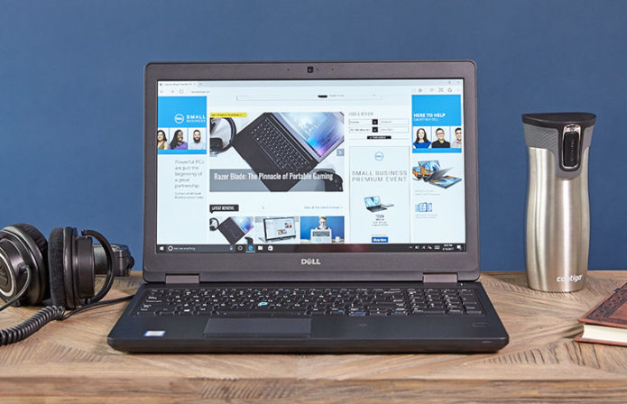 Dell Precision 3520 Review