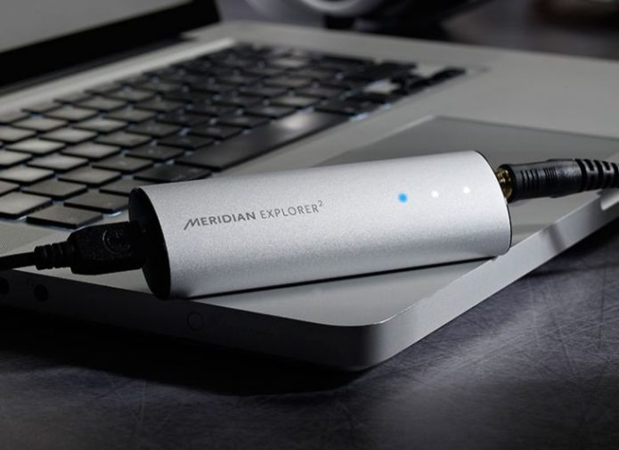 Meridian Explorer 2 DAC Review