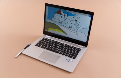 HP EliteBook x360 G2 Review