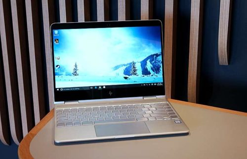 HP Spectre x360 (13-inch, 2017) review