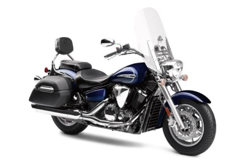 2015 – 2017 Yamaha V Star 1300 Tourer Review