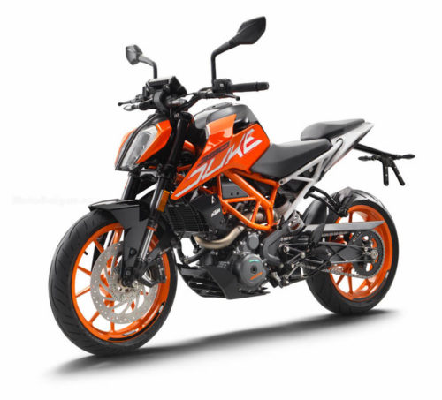 2017 KTM 390 Duke Review