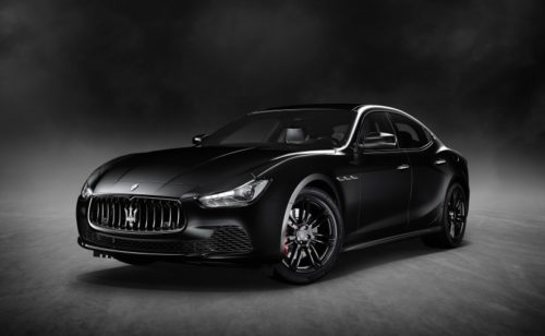 2017 Maserati Ghibli Nerissimo Edition Review