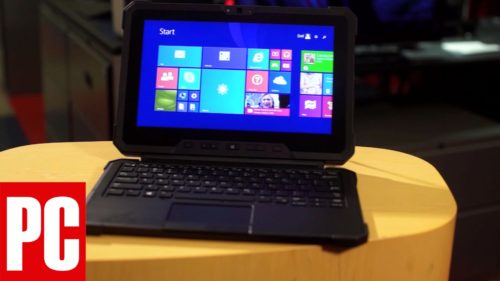 Hands on: Dell Latitude 12 7202 Rugged Tablet review
