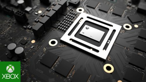 Six things to know about Xbox Project Scorpio