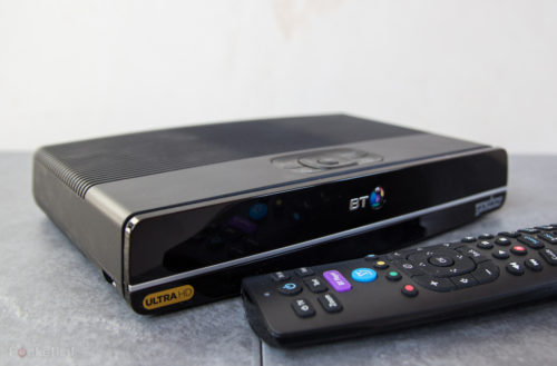 BT Ultra HD YouView review: 4K entertainment, but in limited supply