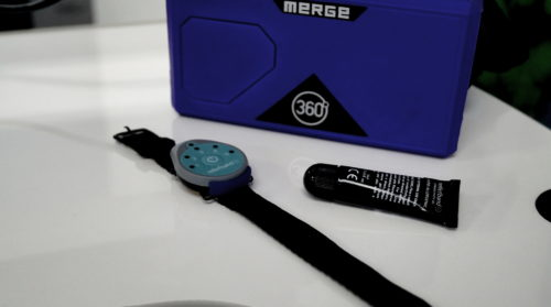 VIRTUAL REALITY REVIEW : Cure for VR Motion Sickness? ReliefBand Made Me Feel Worse