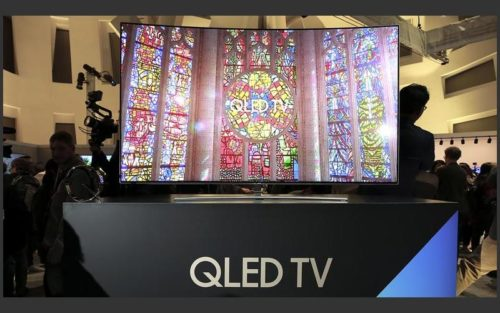 Samsung Q9F QLED TV review
