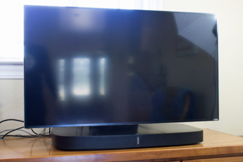Sanus Swiveling TV Base for Playbase review : The perfect playmate for your Playbase