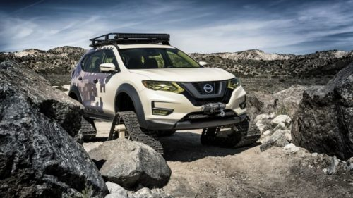 2017 Nissan Rogue Trail Warrior Project Review