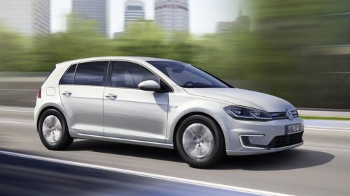 2017 Volkswagen e-Golf First Drive: VW's EV puts Golf first, electric after