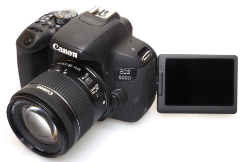 Canon EOS 800D Expert Review