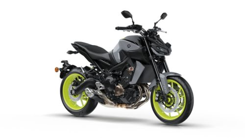 2017 Yamaha FZ 09 Review