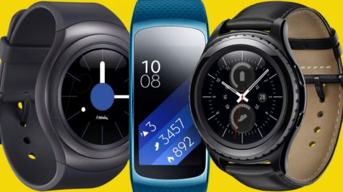 Which Samsung Gear smartwatch should you buy? – UPDATE 2017