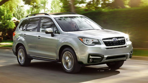 10 Safest SUVs Starting Under $30K in 2017
