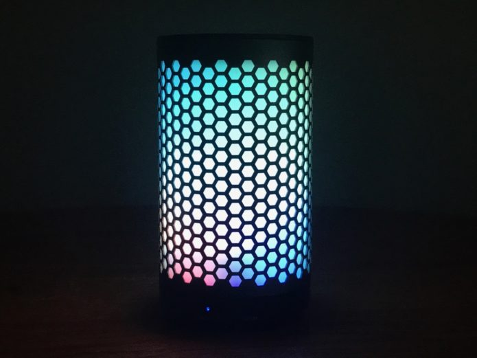 808 Audio CANZ Glo portable wireless speaker mini Review