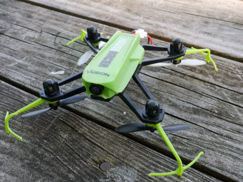 Rise Vusion House Racer Drone Review