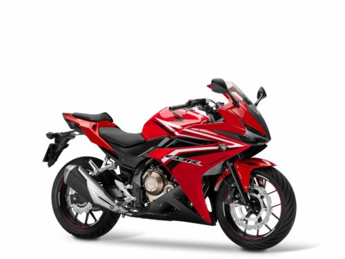 2015-2017 Honda CBR500R Review