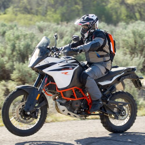 2017 Honda CRF1000L Africa Twin Vs. KTM 1090 Adventure R