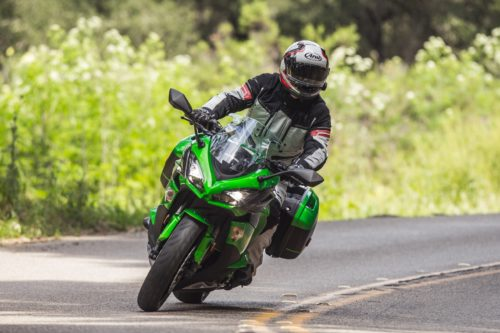 2017 Kawasaki Ninja 1000 ABS Review – First Ride