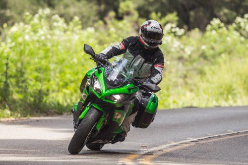 2017 Kawasaki Ninja 1000 ABS Review – First Ride