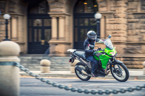 2017 Kawasaki Versys-X 300 ABS Review