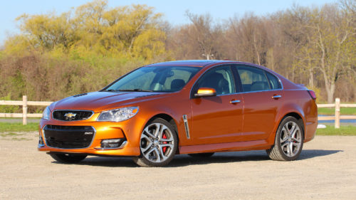2017 Chevrolet SS review