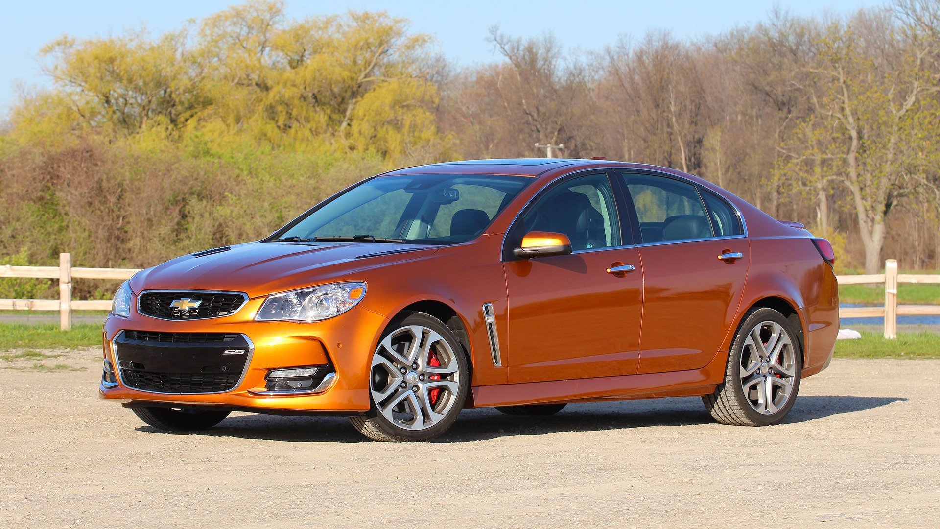 2017 Chevrolet Ss Review Gearopen