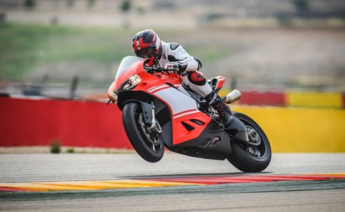 2017 Ducati 1299 Superleggera Review