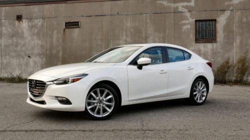 2017 Mazda Mazda3 review