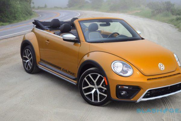 Popular 2017 Volkswagen Beetle Dune Convertible Review  GearOpen