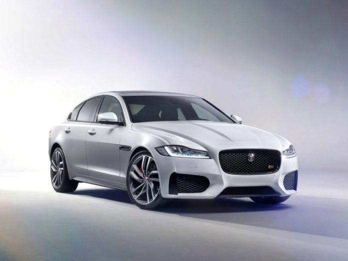 2018-Jaguar-XF-front